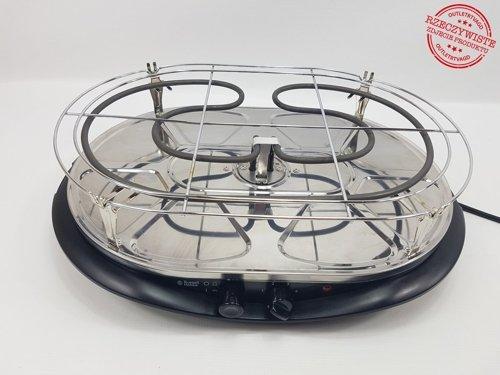 Grill elektryczny Raclette 4 w 1 RUSSEL HOBBS 21000-56