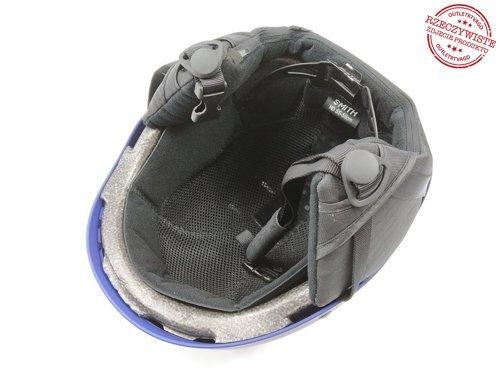 Kask narciarski SMITH Holt Unisex 55-59 cm