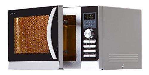 Kuchenka mikrofalowa SHARP R843INW