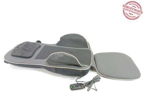 Mata masująca do akupresury / masażer MEDISANA MC 825 Shiatsu 2w1