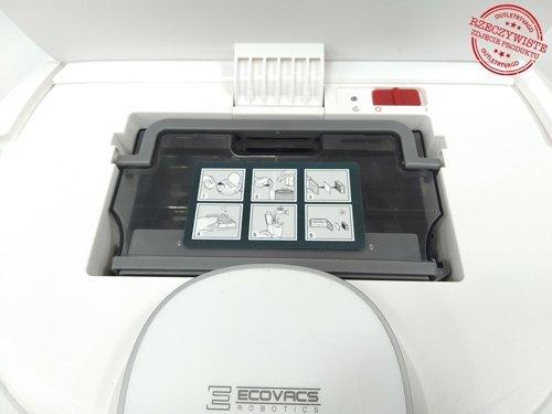 Odkurzacz automatyczny/ Robot sprzątający  ECOVACS Deebot OZMO 900