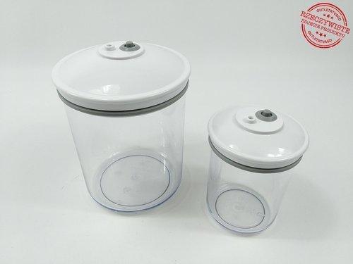 Pojemniki próżniowe FOOD SAVER FSC003-I