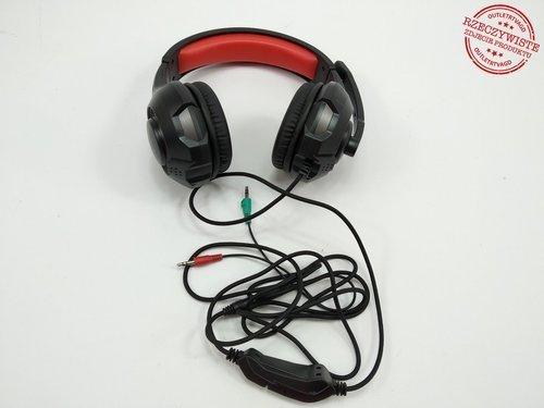 Słuchawki TRUST Cuffie Gaming GXT 307